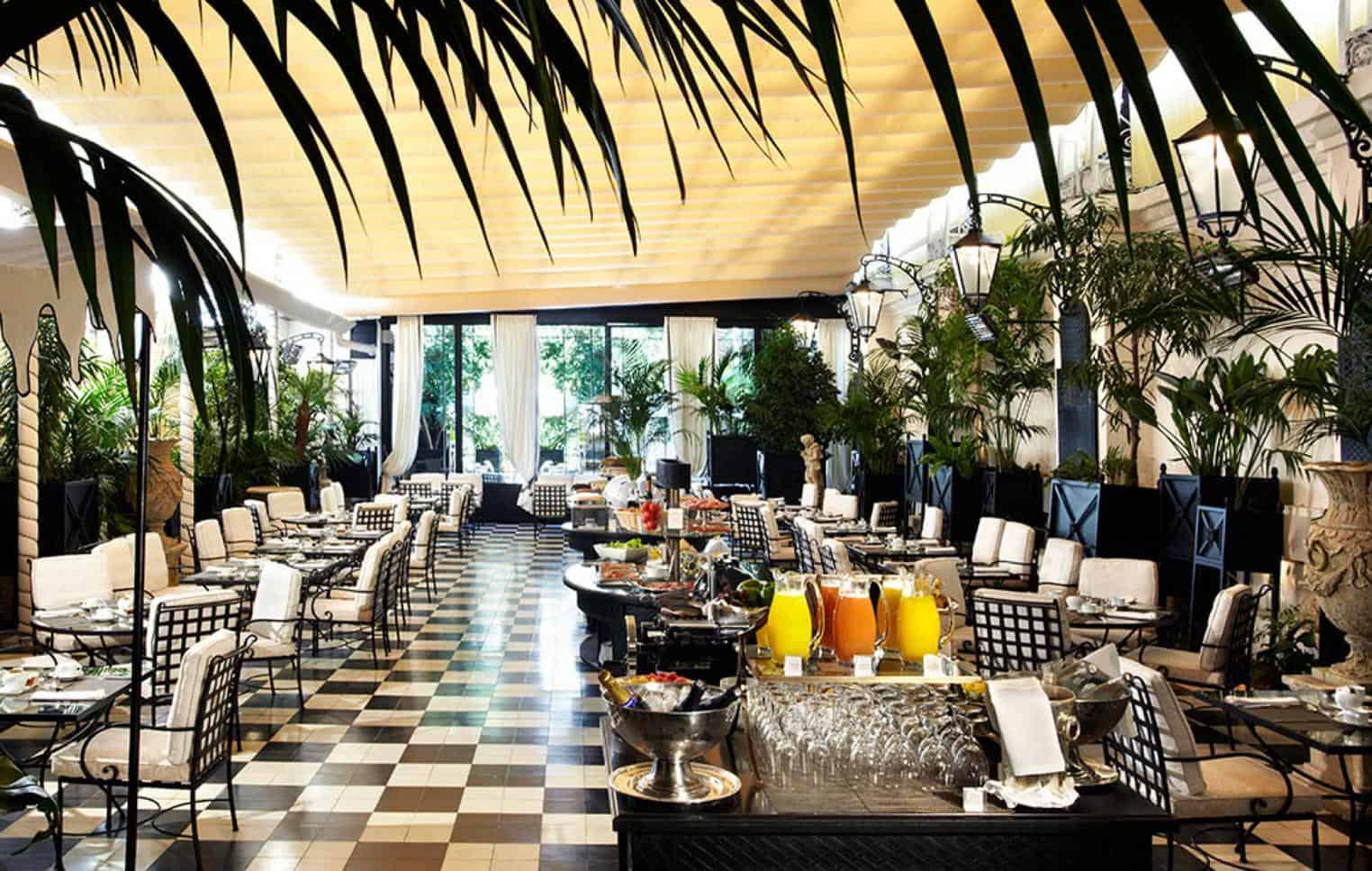 El Palace Hotel Barcelona 5 Stars Grand Luxury Garden 323 Travel Designers